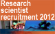 CNRS Research scientist recruitment 2012