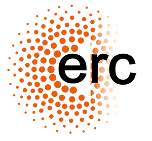 Logo de l'European Research Council - ERC