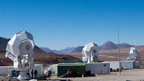 Observatoire Simons Array