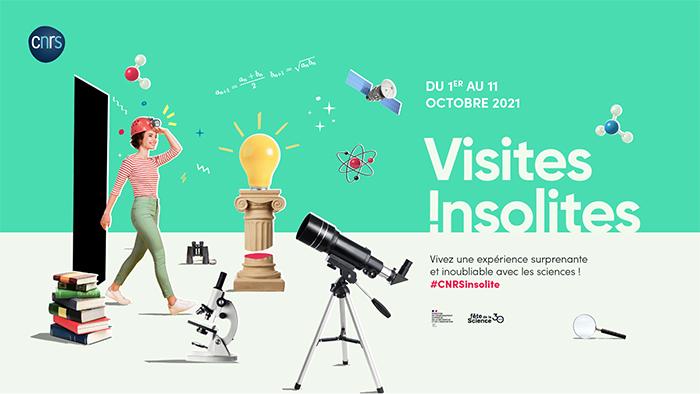 Découvertes : comment participer aux visites insolites du CNRS ? Visu-VisitesInsolitesCNRS2021smol