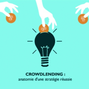 Crowdlending: anatomy of a successful strategy