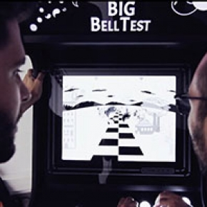 The Big Bell Test : participatory science puts quantum physics to the test