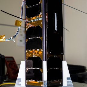 A French nano satellite to unveil the mysteries of Beta Pictoris