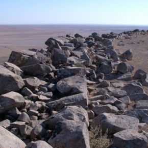 Discovery of a 4,000-year-old military network in northern Syria