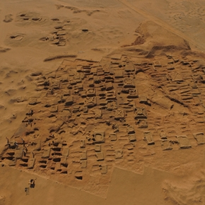 Ancient Nubia (present-day Sudan) : In the footsteps of the Napata and Meroe kingdoms
